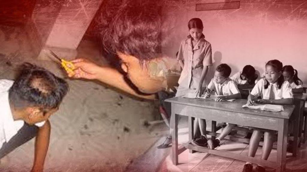 Hukuman Potong Rambut, Ini Aturan yang Melindungi Guru dalam Mendidik Siswa
