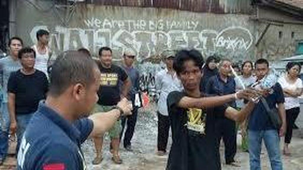 Polisi: Ketua Ormas Ditangkap karena Terlibat Tawuran di Tebet