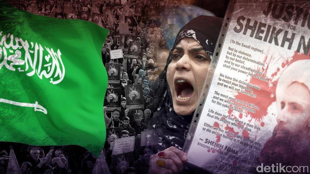 RI Akan Gelar Konferensi untuk Damaikan Arab Saudi dan Iran