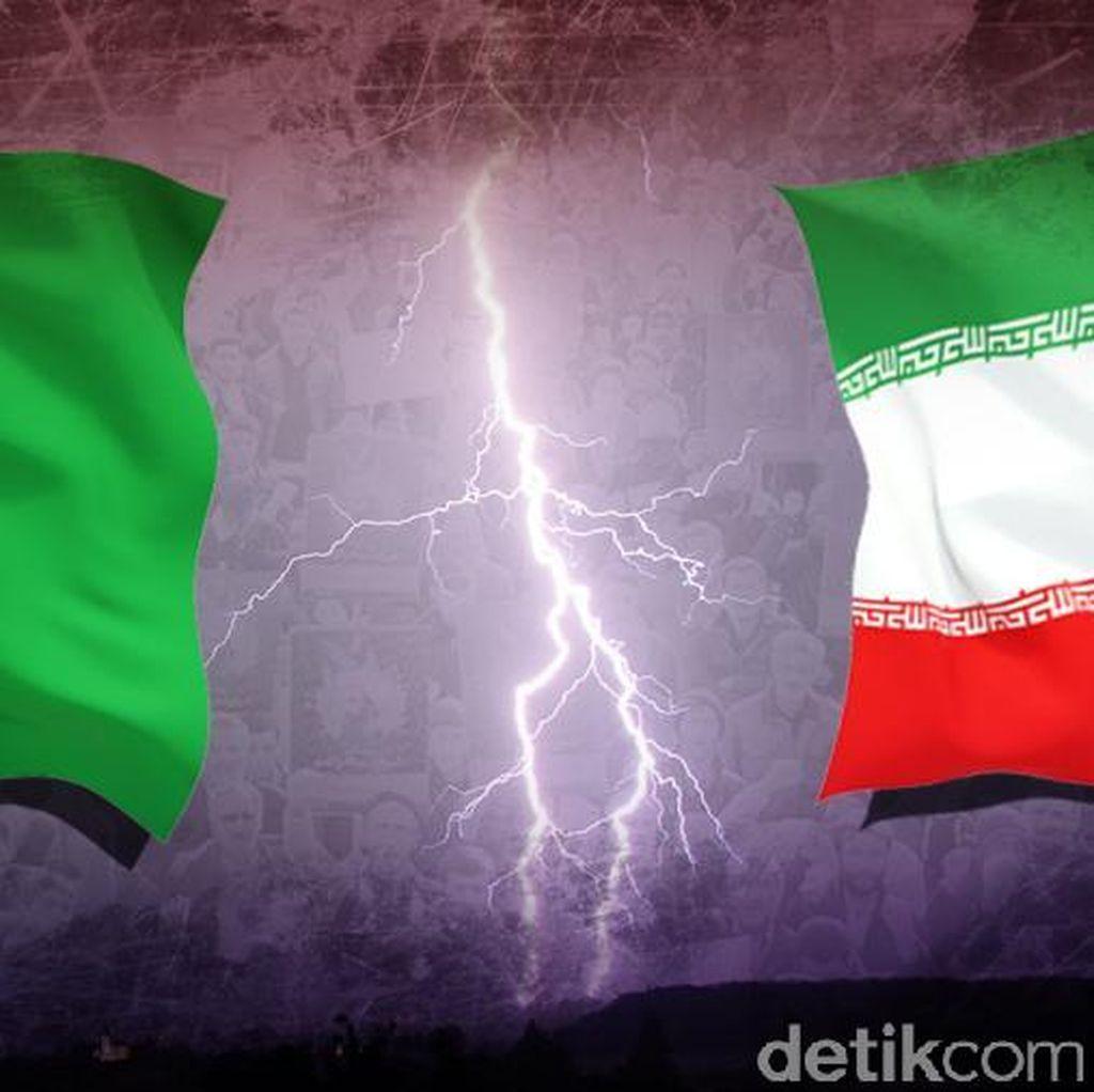 Warganya Tak Bisa Naik Haji, Iran Tuduh Arab Saudi Halangi Jalan ke Allah