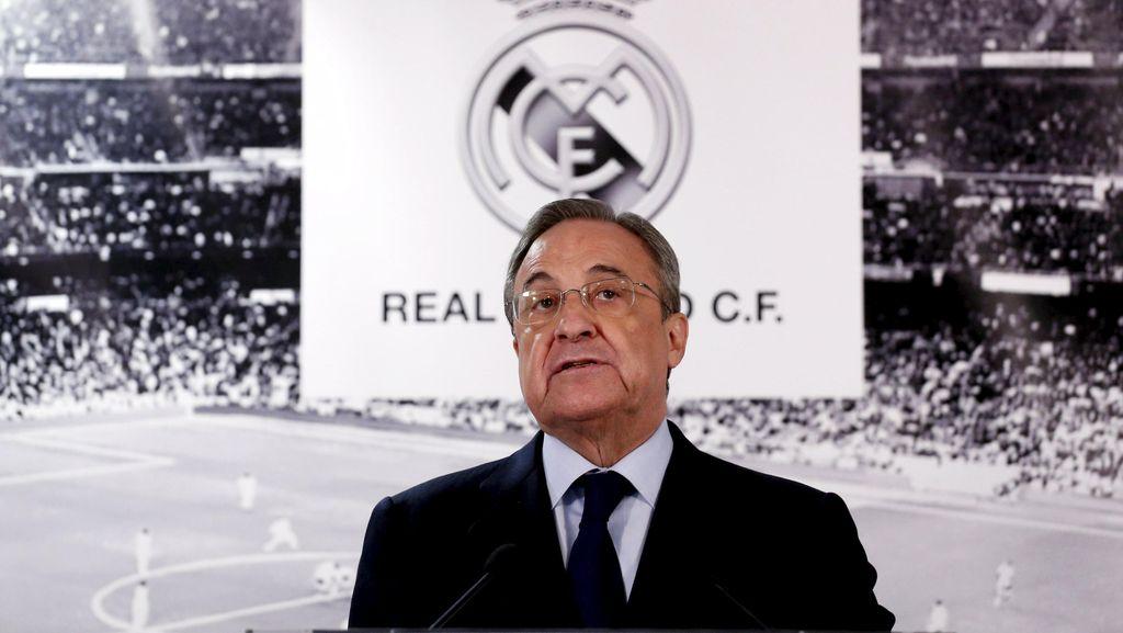 Madrid Bidik Semua Gelar