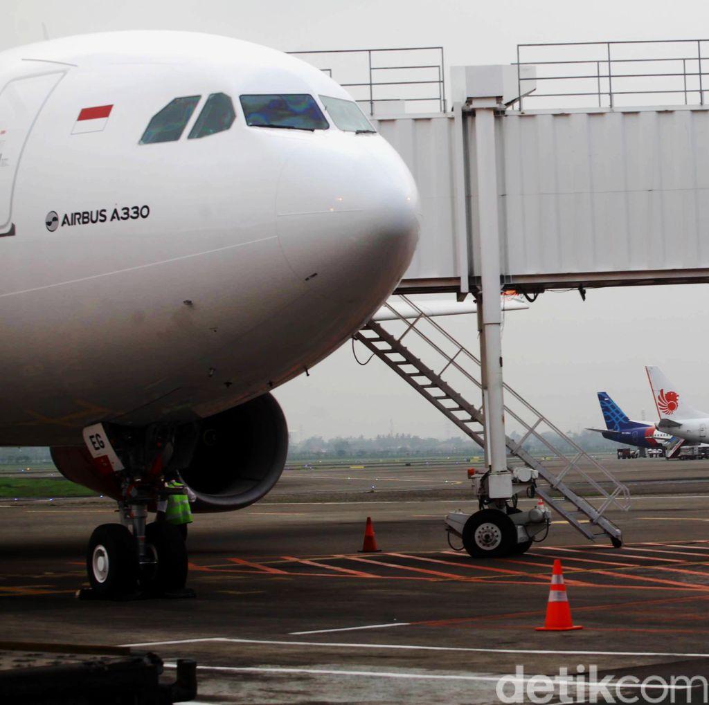 Radar di Bandara Cengkareng Sempat <i>Down</i> 1 Jam Jumat Dini Hari