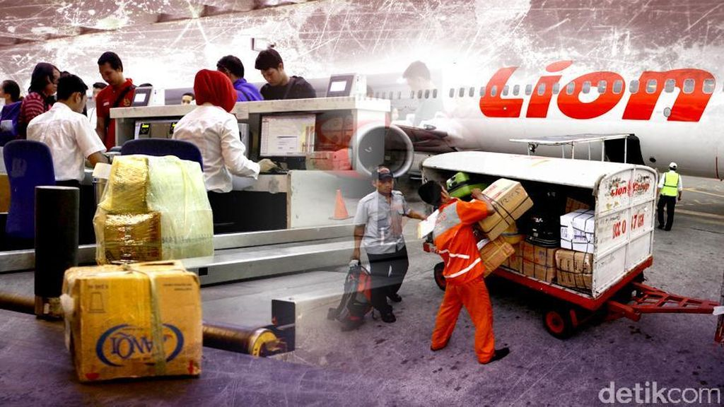 Barang Penumpang Lion Air Hilang, Polisi Periksa 7 Porter Bandara Kualanamu