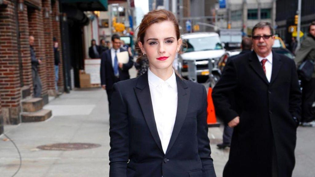 Emma Watson Rehat Akting untuk Kampanyekan Feminisme