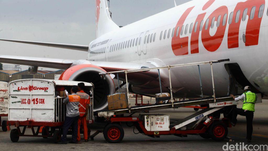 Ada Benda Tak Bertuan, Lion Air Surabaya-Palu Dialihkan ke Makassar