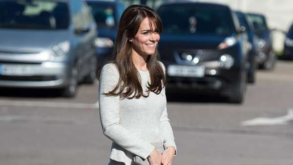 10 Penampilan Kate Middleton Pasca Melahirkan Anak Kedua