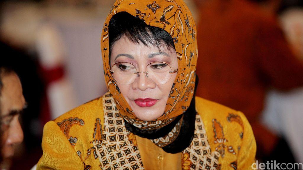 Vonis Arbitrase Dianulir MA, Tutut Kembali Menangkan TPI