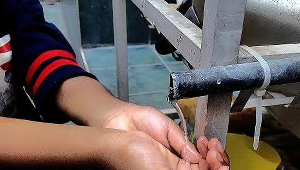 Tagihan Air Rumah Keluarga Jokowi di Solo Sudah Dibayar, Segel Dibuka