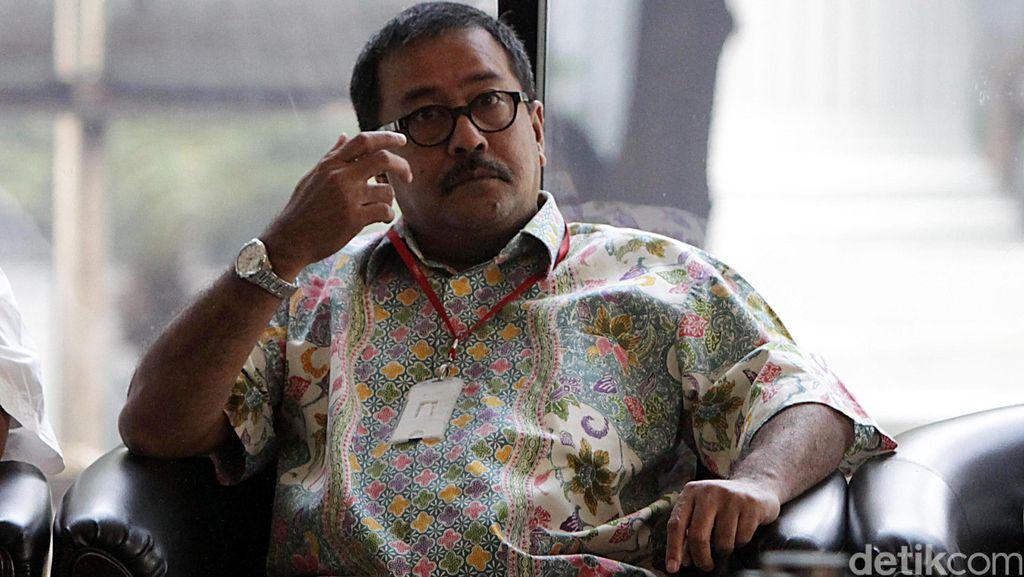 Kasus Suap DPRD, KPK Kembali Periksa Gubernur Banten Rano Karno