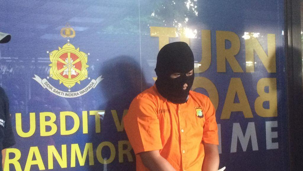 Polisi: Nasir dan Pelaku Penusukan Sering Curi Kambing