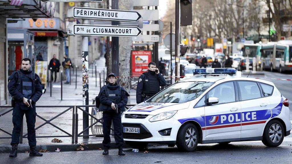 Polisi Prancis Gagalkan Rencana Serangan Teror, Satu Tersangka Ditahan