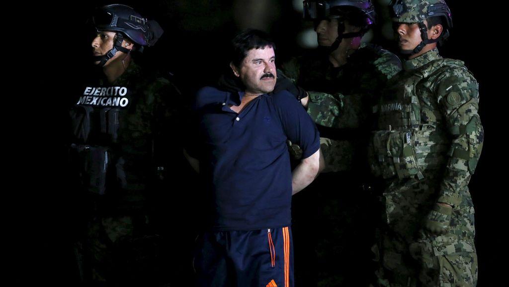 Sebelum Ditangkap, Bos Kartel Narkoba Sinaloa Hendak Buat Film