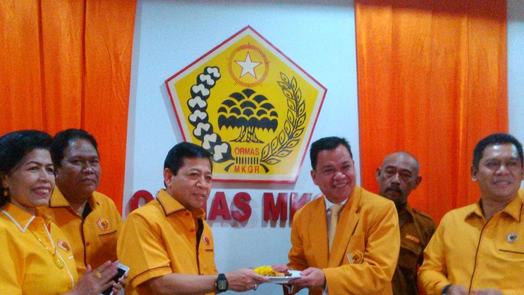 Jelang Munaslub Golkar, Kubu Novanto Ungkit Soal Tumbal Permainan Politik