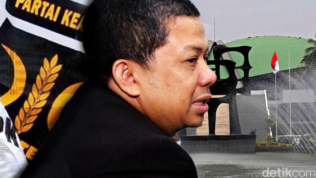 Hakim Perintahkan Fahri Hamzah dan PKS Mediasi 30 Hari
