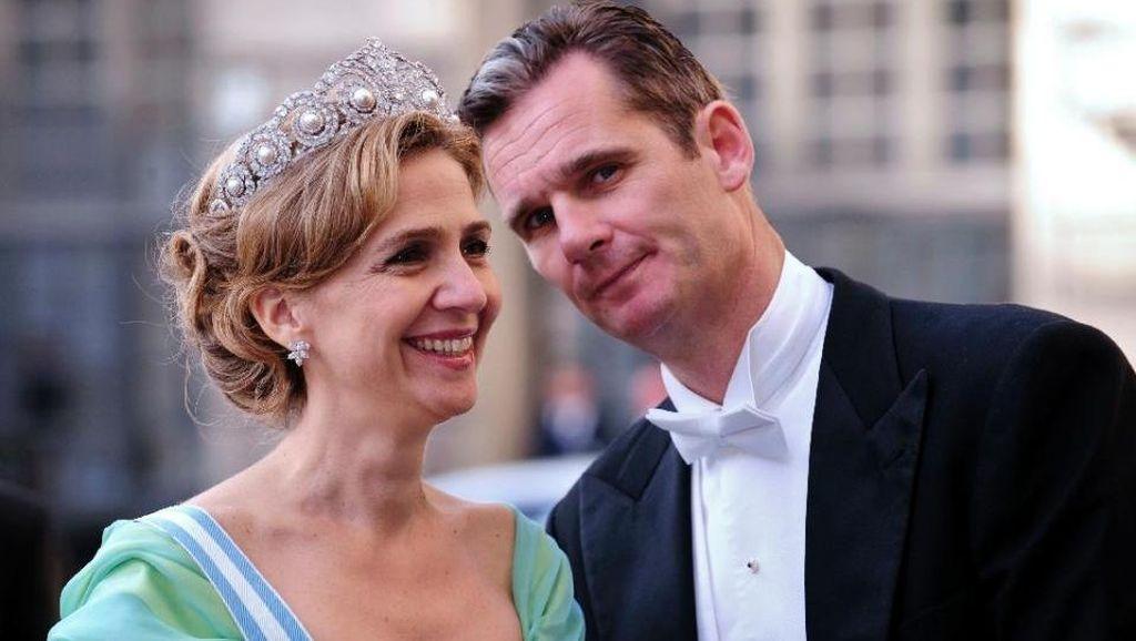 Putri Cristina dari Spanyol dan Suaminya Diadili Atas Kasus Korupsi
