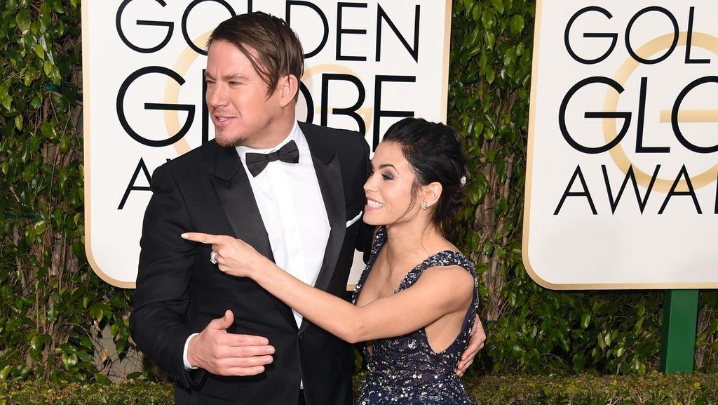 Rambut Channing Tatum di Golden Globe 2016 Jadi Ejekan di Internet