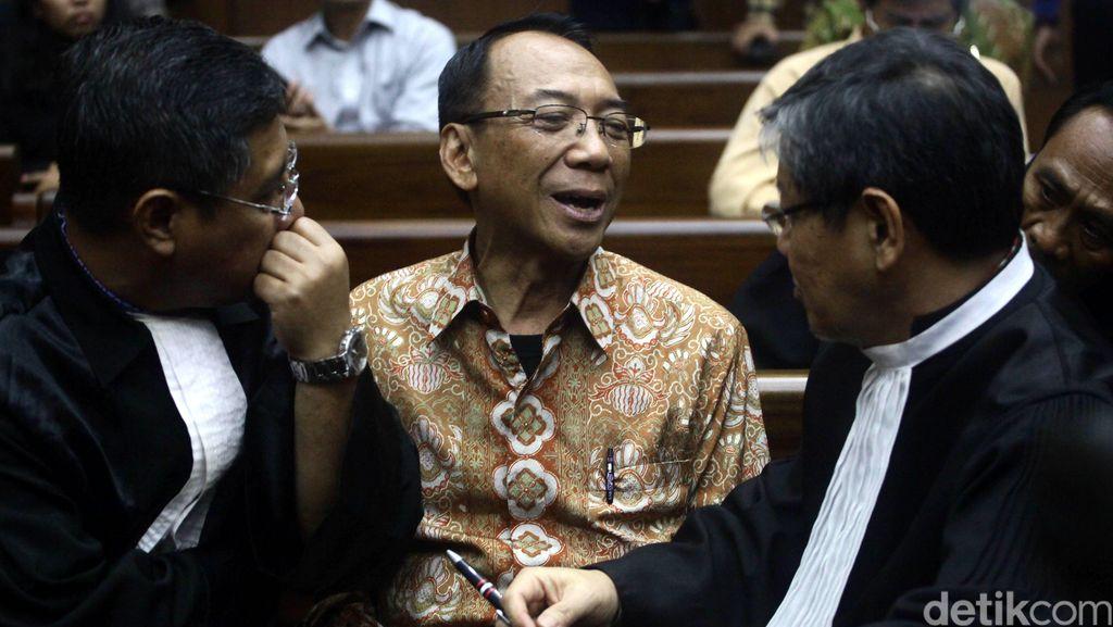 Jaksa KPK Resmi Ajukan Banding Atas Putusan Jero Wacik