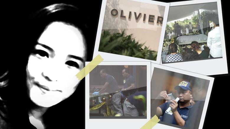 Polisi Sudah Tahu Bagaimana 15 Gram Sianida Masuk ke Kopi Mirna