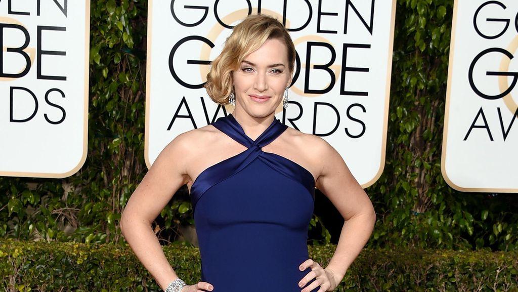 Kate Winslet: Leonardo DiCaprio Makin Tua Makin Ganteng