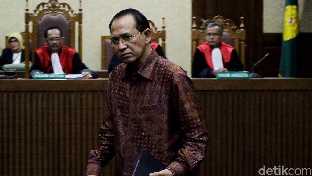 Hukuman Suryadharma Ditambah Jadi 10 Tahun, KPK Belum Tentukan Sikap