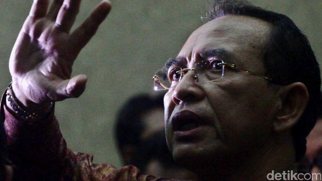 Eks Pengacara: Perasaan Pak SDA Hancur Hukumannya Diperberat Jadi 10 Tahun