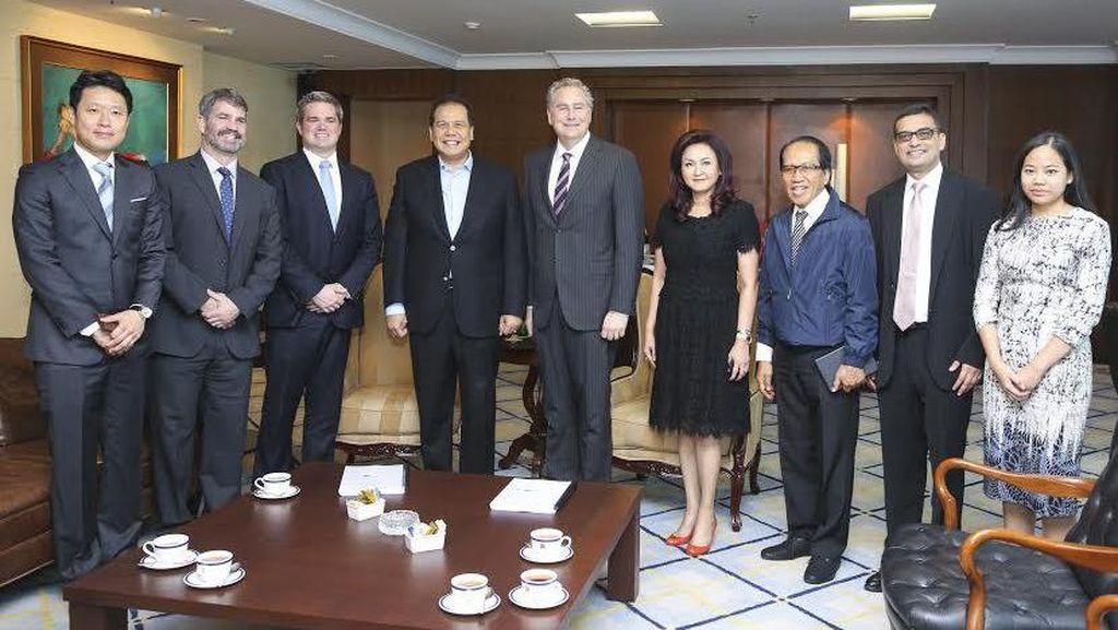 CNBC dan PT Trans Media Corpora Menjalin Kerjasama Strategis di Indonesia