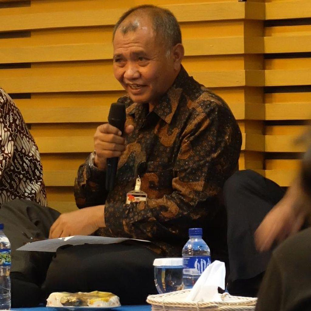 Ketua KPK: Yang Kami Tangkap Kasubdit MA, Pengacara dan Pengusaha