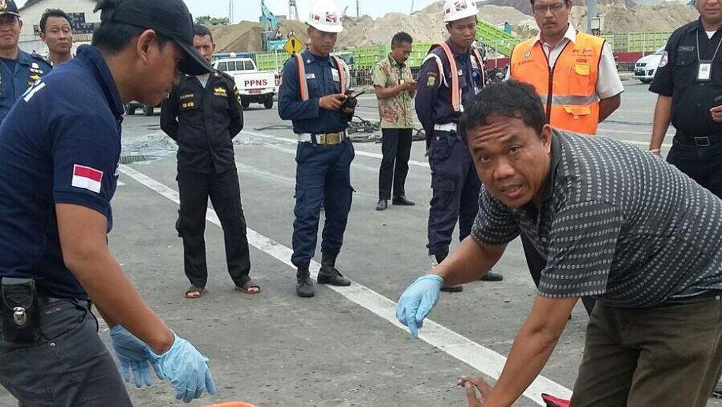 Alib yang Tercebur di Tanjung Priok Ditemukan, Jasadnya Dibawa ke RSCM