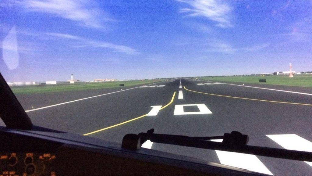 Runway Juanda Diperbaiki, Wings Air Kembali ke Solo setelah Mengudara 25 Menit