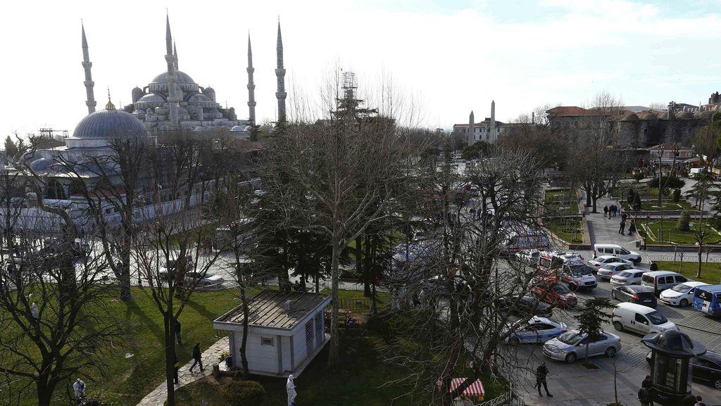 RI Sampaikan Duka Cita Atas Bom di Kompleks Hagia Sophia, WNI Diimbau Jauhi Keramaian