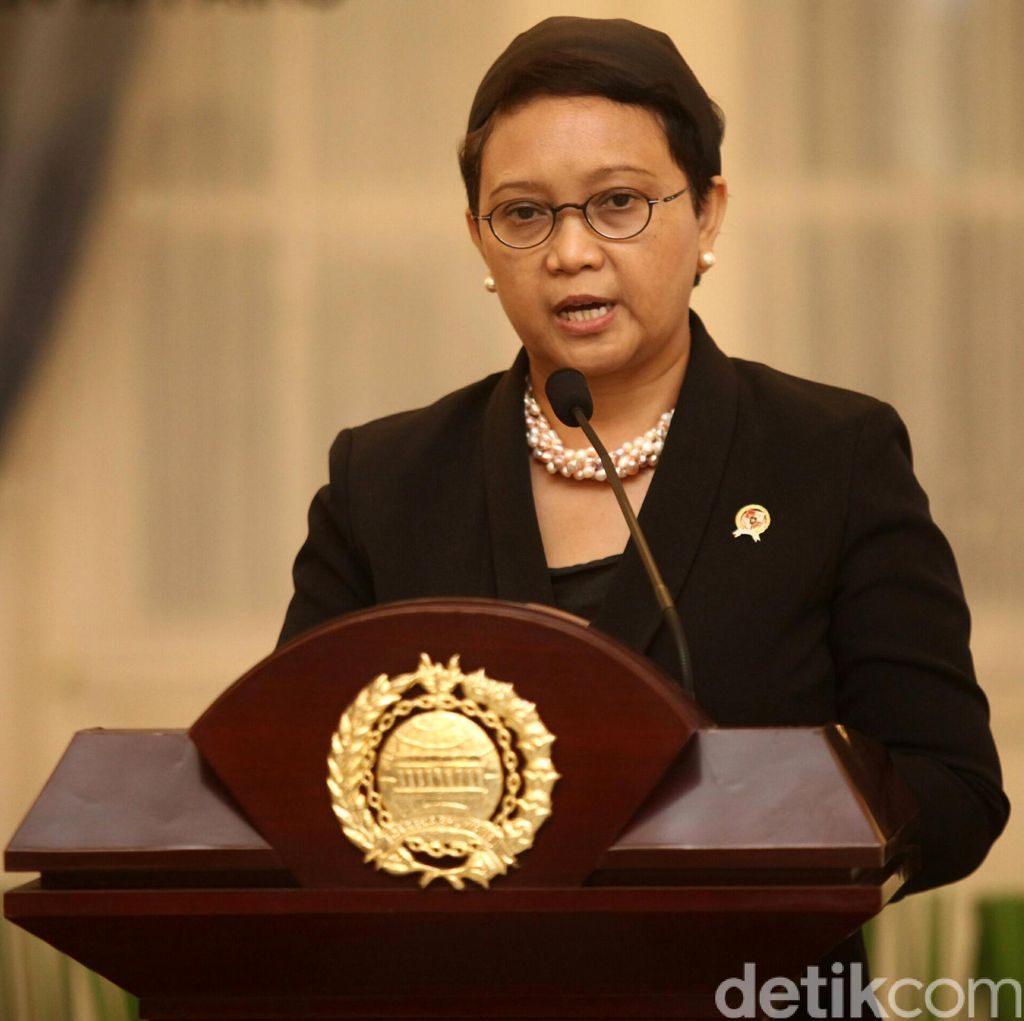 Menlu Retno: Diaspora Ingin Indonesia Berlakukan Dwi Kewarganegaraan