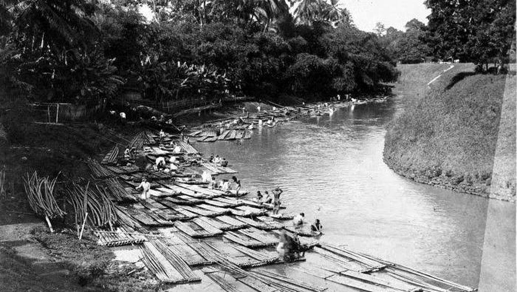 Jejak Peradaban Prasejarah di Tepian Sungai Ciliwung Perlahan Musnah!