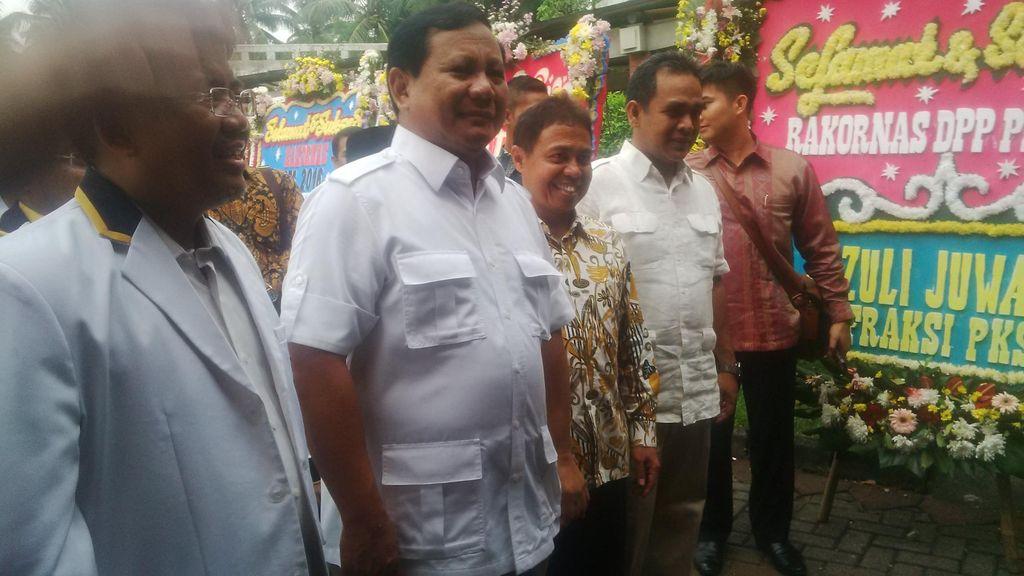 KMP Terancam Bubar, ini Kata Prabowo