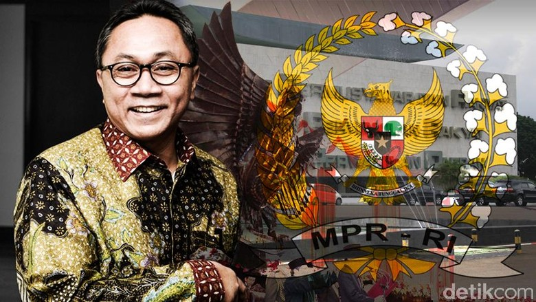 Ketua MPR: Kelompok LGBT Harus Dilarang Masuk Kampus!