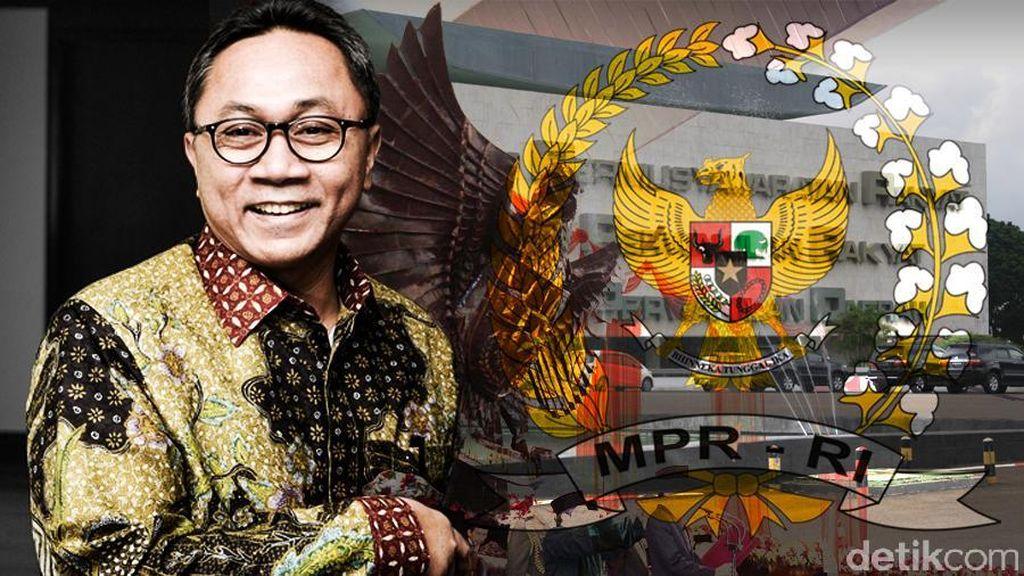 Konvensi Nasional Indonesia Berkemajuan, Ketua MPR: Kita Perlu Haluan Negara