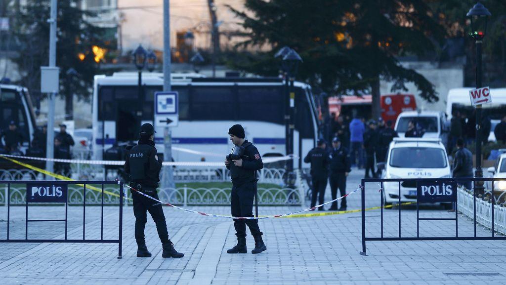 Ledakan dekat Hagia Sophia, Wamenlu: Belum Ada Travel Warning untuk WNI