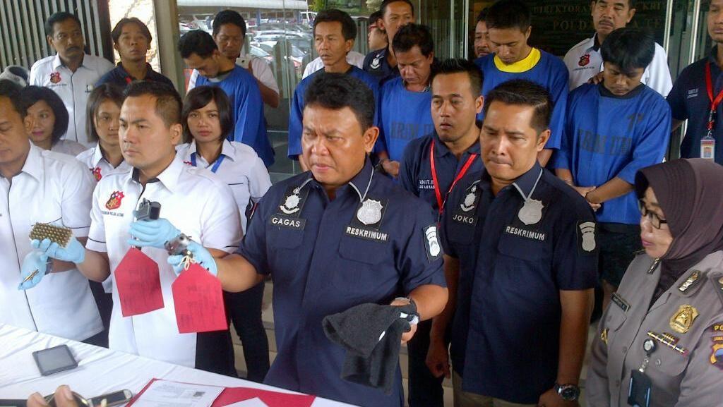 Otak Komplotan Perampok Toko Emas di Jateng Punya Jimat,  Pas Didor Lupa Bawa