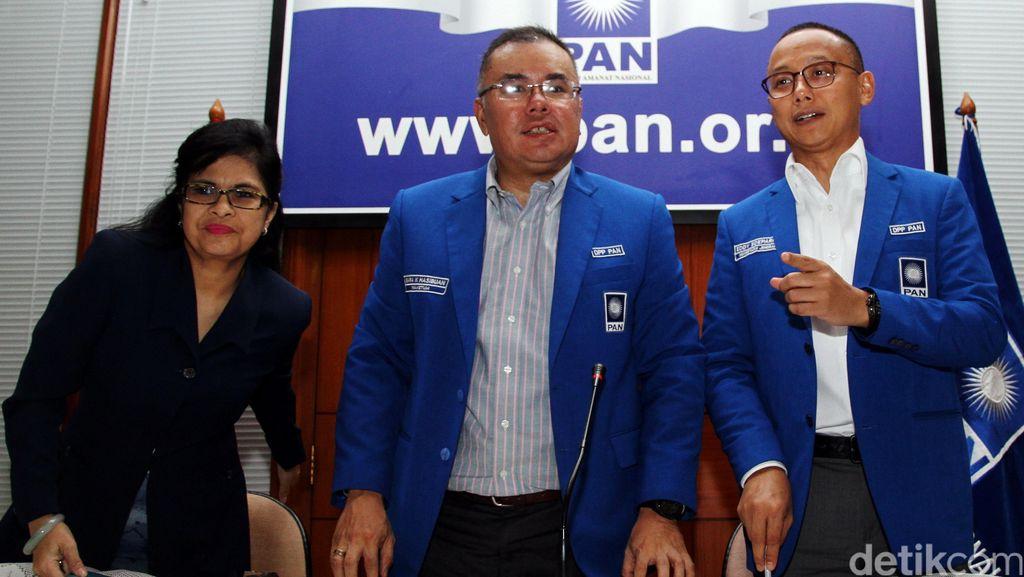 KPK Tetapkan Andi Taufan Tiro Jadi Tersangka, PAN: Kami Tak Akan Intervensi