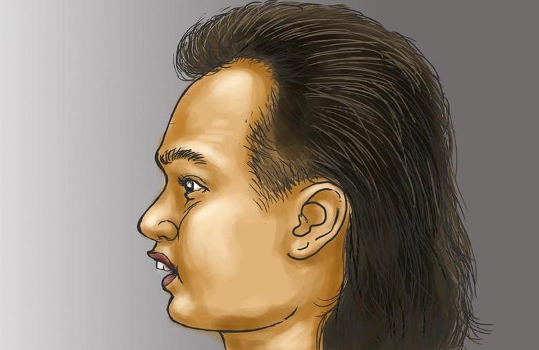 Ini Wajah Salah Satu Pelaku Bom Bunuh Diri di Pos Pol Thamrin