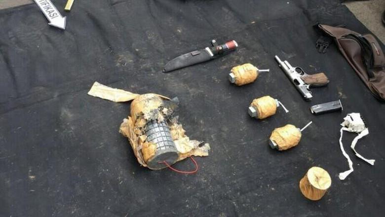Bom Lempar di Thamrin, Senjata Baru Kelompok Teroris Bentuk Mirip Granat