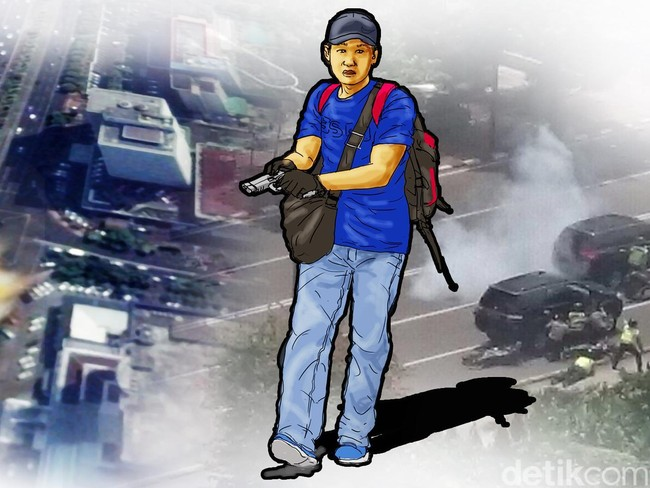Cerita di Balik Bom Thamrin dan Perebutan Pemimpin ISIS di Asia Tenggara