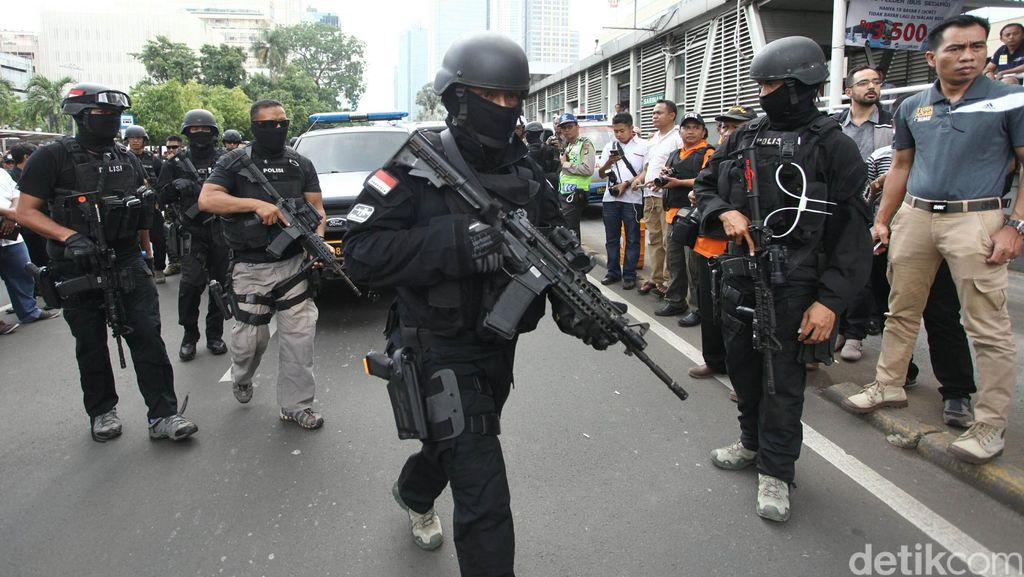 Anggota Kelompok KGR yang Hendak Serang Singapura Kembali Dibekuk di Batam