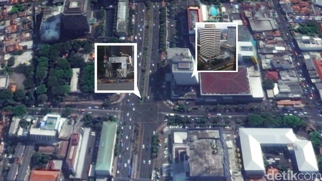 Singapura Kecam Ledakan Bom di Jakarta