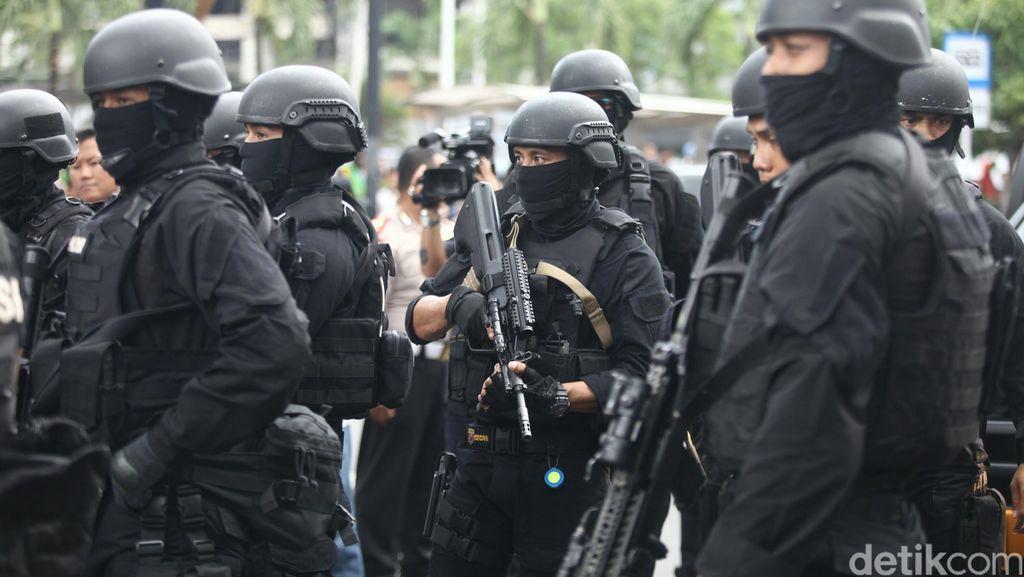 Indonesia dan Polandia Kerja Sama dalam Penanggulangan Terorisme