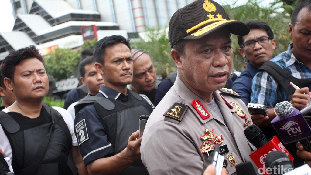 Polisi Bentrok dengan Satpol PP, Kapolda Sulsel: Kesalahpahaman Saja