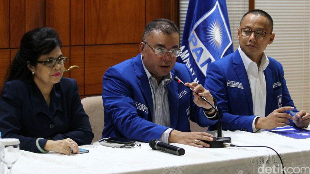 PAN Belum Putuskan untuk Pecat Taufan Tiro yang Dijadikan Tersangka oleh KPK