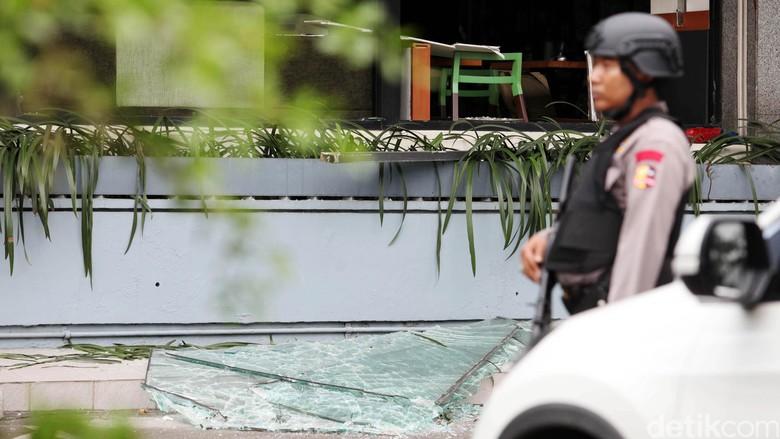Ahok: Tenang, Polisi Sudah Mengantongi Otak Pelaku Bom Thamrin