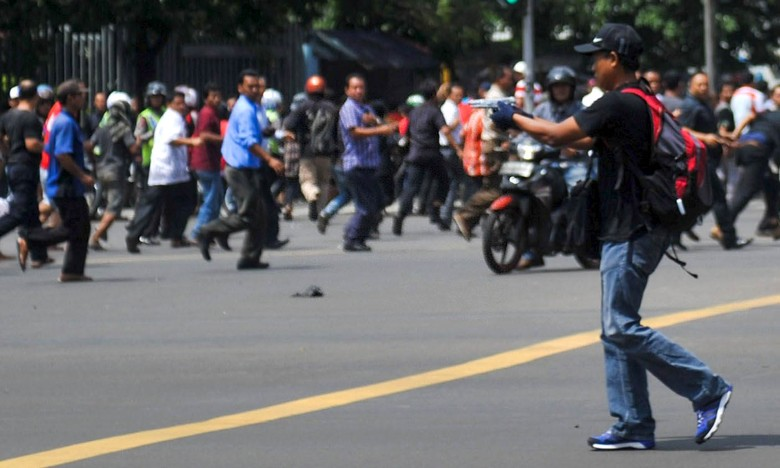 Afif Pelaku Bom Thamrin Tinggal di Sumedang, Kapolda Jabar: Kami Selidiki