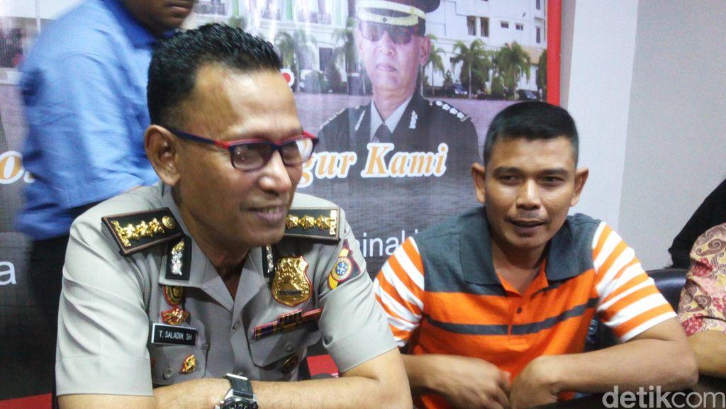 Anggota Kelompok Bersenjata Raja Rimba di Aceh Menyerah ke Polisi