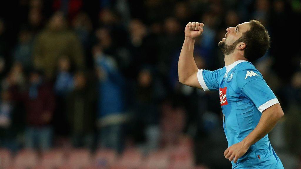 Maradona Tersakiti Dengar Kabar Kepindahan Higuain ke Juventus